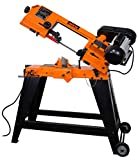 WEN 3970T 4-inch x 6-inch Metal-Cutting Band Saw with Stand