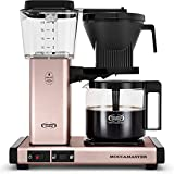 Moccamaster 53935 KBGV Select 10-Cup Coffee Maker, Copper, 40 ounce, 1.25l