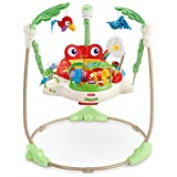 Fisher-Price Rainforest Jumperoo, 37x32x32 Inch (Pack of 1)