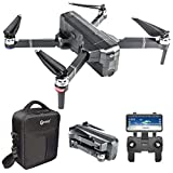 Contixo F24 Pro 4K UHD Foldable RC Quadcopter GPS Drone for Adults - Labor Day Sales, FPV Camera Compatible with VR - 30 Minutes Flight Time - Foldable Brushless Motors - Carrying Case Included