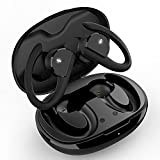 Bluetooth Headphones Wireless 36hrs Playtime Sport Earbuds with Microphone, Earphones Bluetooth Wireless with Over Ear Hooks IPX7 Waterproof for Running, Workout, Gym, Exercise,Fitness