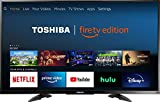 Toshiba 43LF711U20 43-inch Smart 4K UHD with Dolby Vision TV - Fire TV