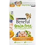 Purina Beneful Grain Free, Natural Dry Dog Food; Grain Free With Real Farm Raised Chicken - 23 lb. Bag