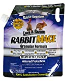 Nature's MACE Rabbit Repellent 3lb Granular / Treats 1,350 Sq. Ft. / Rabbit Repellent and Deterrent / Keep Rabbits Out of Your Lawn and Garden / Safe to use Around Children & Plants