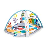 Baby Einstein 4-in-1 Kickin' Tunes Music and Language Play Gym and Piano Tummy Time Activity Mat