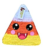 Candy Corn Pinata wih Fangs Halloween Party Decoration Halloween Themed