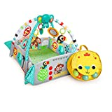 Bright Starts 5-in-1 Your Way Ball Play - Ball Pit & Convertible Baby Activity Gym, Ages Newborn + Green