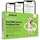 Embark | Dog DNA Test for Purebred Pets | Canine Genetic Health Screening & Genetic Diversity Score