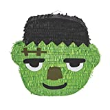 Green Monster Pinata - Halloween Party Game for Kids - 1 Piece