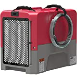 ALORAIR LGR 180 Pint Commercial Dehumidifier with Pump, cETL Listed, 5 Years Warranty Memory Starting, for Damage Restoration, Crawlspace and Basement Drying