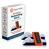 DRI Sleeper Eclipse Special Package - Wireless Bedwetting Alarm for Deep Sleepers with Extra Alarm Base for The Parents Room