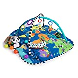 Baby Einstein 5-in-1 Journey of Discovery Activity Gym and Play Mat, Ages Newborn Plus