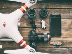 Best Drones with Cameras for 2019
